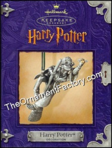Harry Potter - 2000 Hallmark Keepsake Ornament