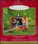 The Potions Master - 2001 Harry Potter Hallmark Keepsake Ornament