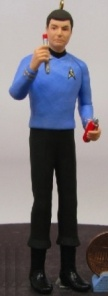 2012 Dr. McCoy Hallmark Ornament