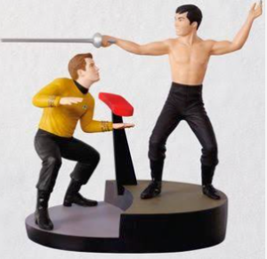 Star Trek Hallmark Ornaments 2018